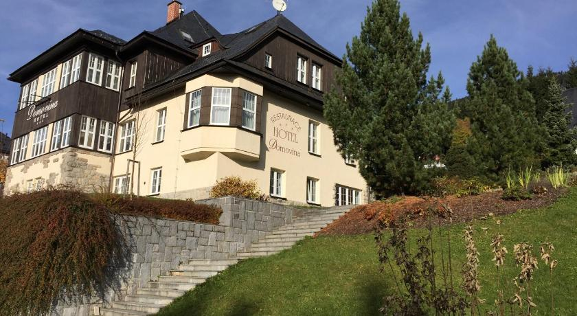 Best time to travel Czech Republic Hotel Domovina