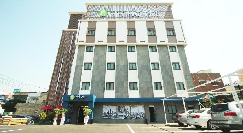 Best time to travel Gimhae Haru Hotel