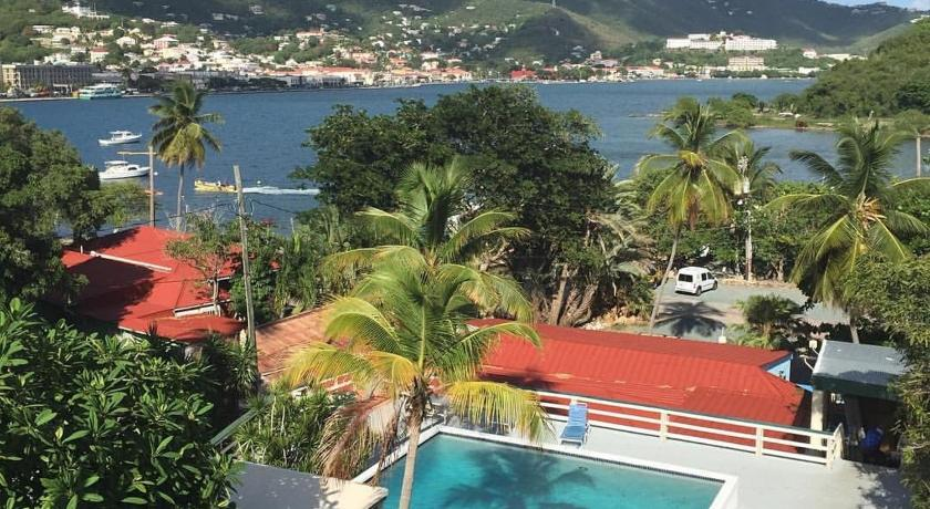Best time to travel Charlotte Amalie Olga's Fancy