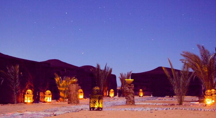 Best time to travel Morocco Kam Kam Dunes
