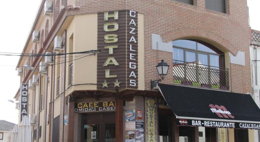 Best time to travel Toledo Hostal Cazalegas