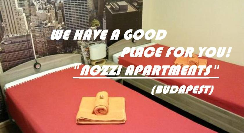 More about Nozzi Apartment