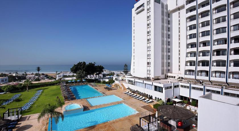 Best time to travel Agadir Anezi Tower Hotel