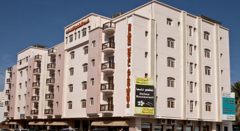 Best time to travel Oman Delmon Hotel Apartments
