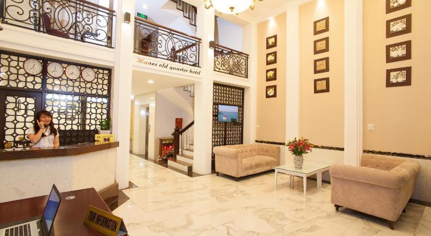 Best time to travel Hanoi Hanoi Old Quarter Hotel
