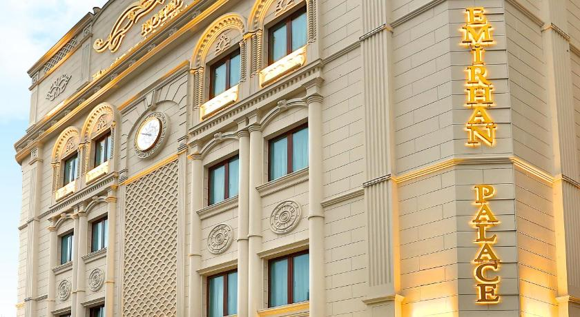 Best time to travel Istanbul Hotel Emirhan Palace