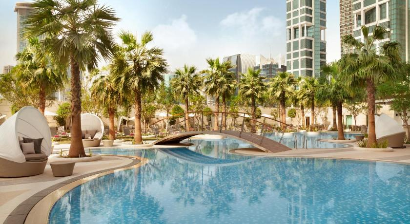 Best time to travel Doha JW Marriott Marquis City Center Doha