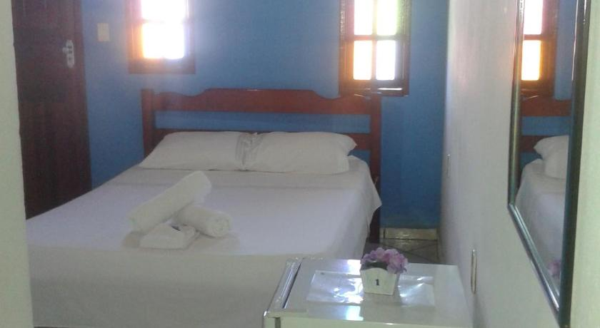 Standard Double Room Pousada Azul do Mar
