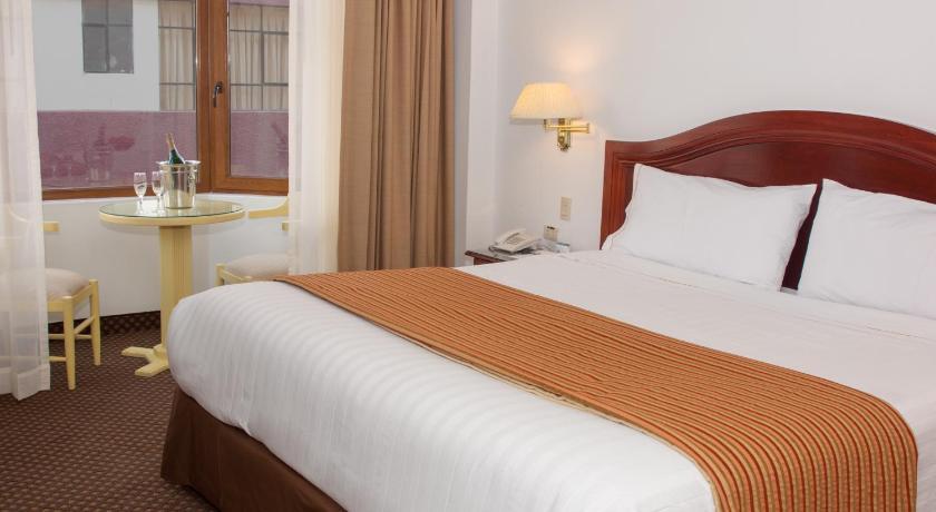 Best time to travel Peru Hotel Hacienda Puno
