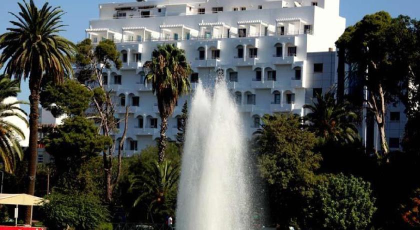 Best time to travel Tunisia Ambassadeurs Hotel