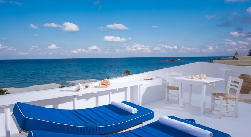 Parthenis Beach, Suites by the Sea