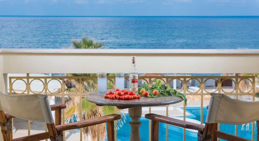 Suite Executiva com vista para o mar Parthenis Beach, Suites by the Sea