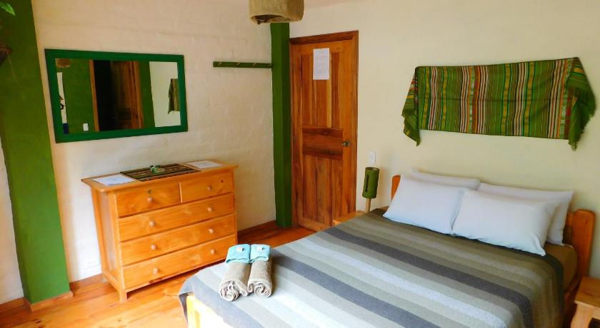 Single Room with Mountain View La Casa Verde Eco Guest House