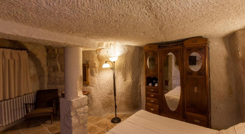 Classic Double or Twin Cave Room Mithra Cave Hotel