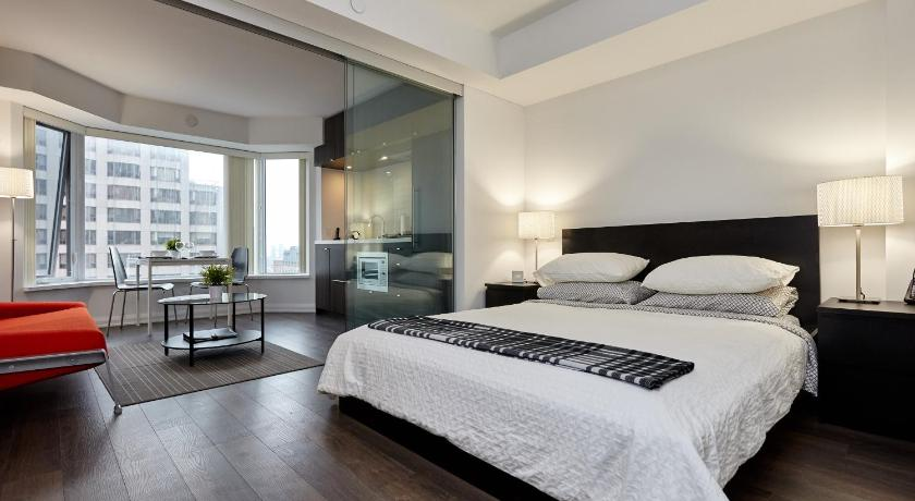 Best time to travel Canada Atlas Suites - Yorkville Furnished Apartments