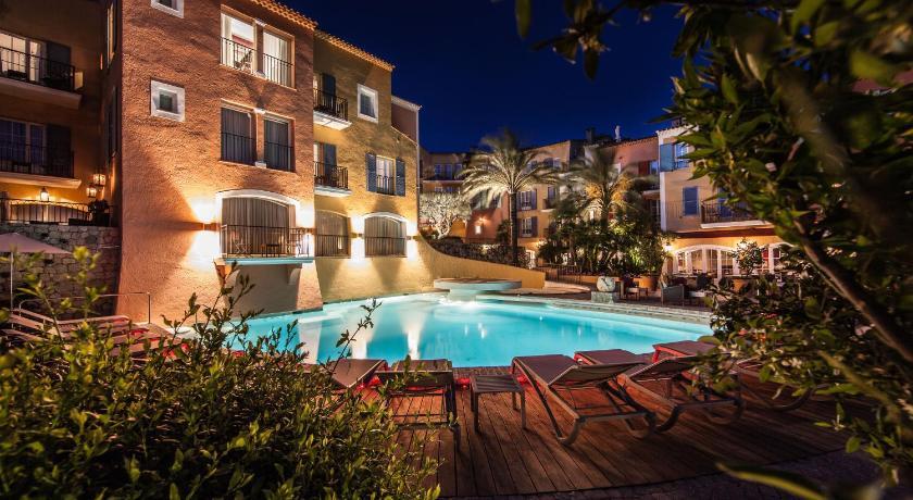 Best time to travel France Hotel Byblos Saint-Tropez