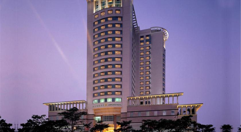 Best time to travel China Shantou Junhua Haiyi Hotel