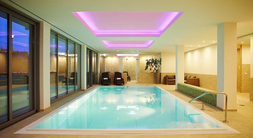Best time to travel Germany Romantik Hotel Fuchsbau