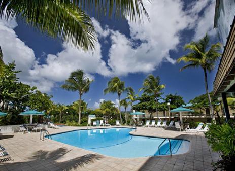 Best time to travel Virgin Islands Sapphire Village Resort