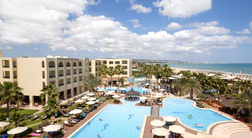 Best time to travel La Goulette Hotel Paradis Palace