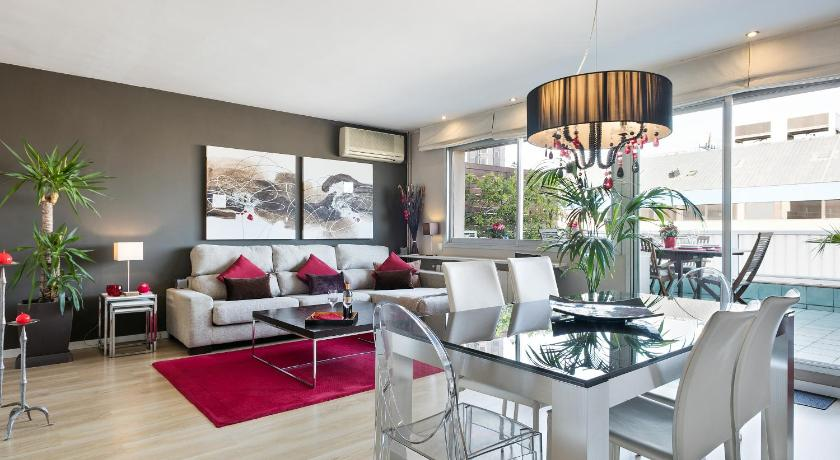 Elegant Apartment Olle - Barcelona