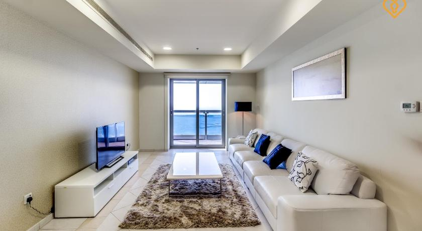KeysPlease Holiday Homes - Princess Tower - Dubai Marina