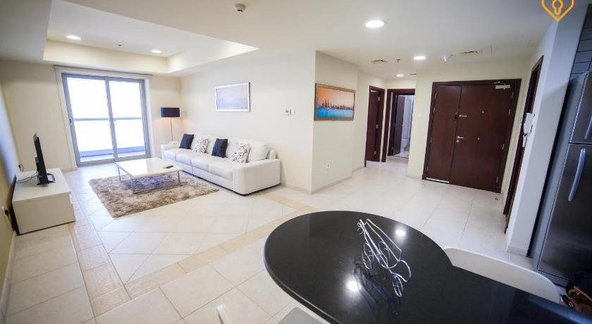 Two-Bedroom Apartment KeysPlease Holiday Homes - Princess Tower - Dubai Marina