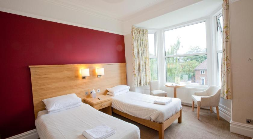 Double Room Wheatlands Lodge Hotel