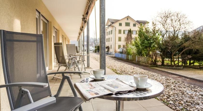 More about Anstatthotel Business Apartments Luzern