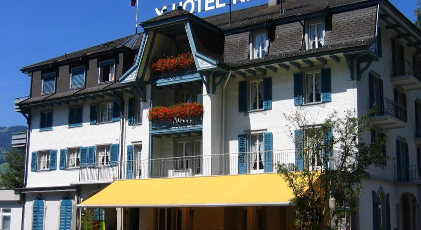 Best time to travel Switzerland Kultur-Hotel Krone Giswil
