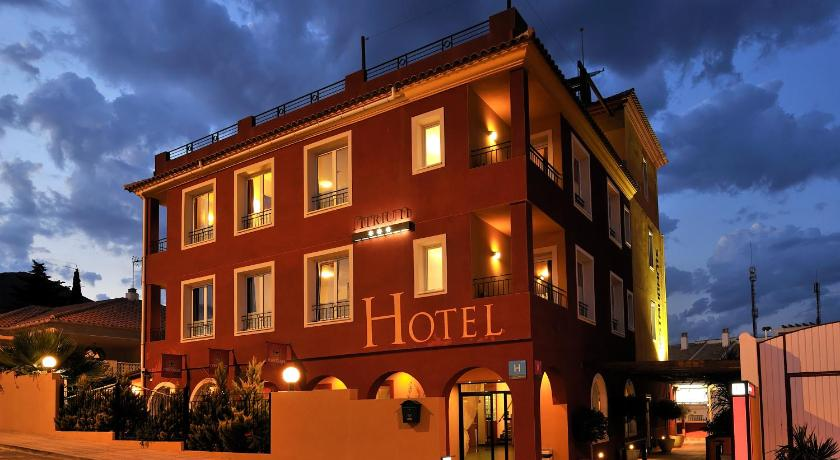 Best time to travel Murcia Atrium Hotel
