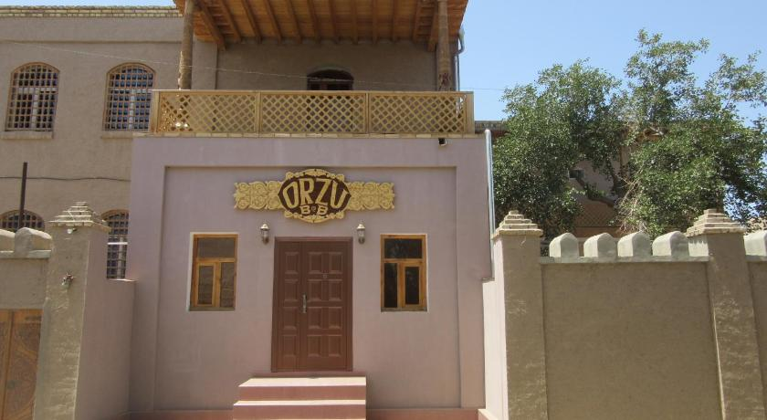 Best time to travel Khiva Guest House Orzu