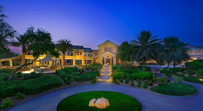 Best time to travel United Arab Emirates Arabian Ranches Golf Club