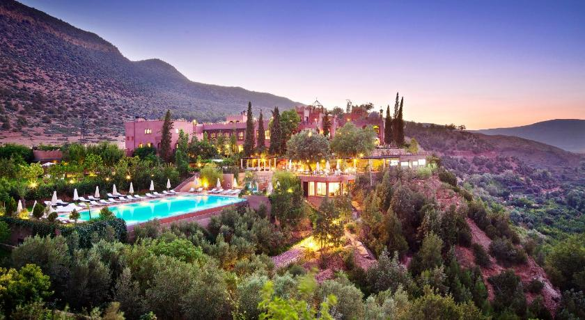 Best time to travel Morocco Kasbah Tamadot