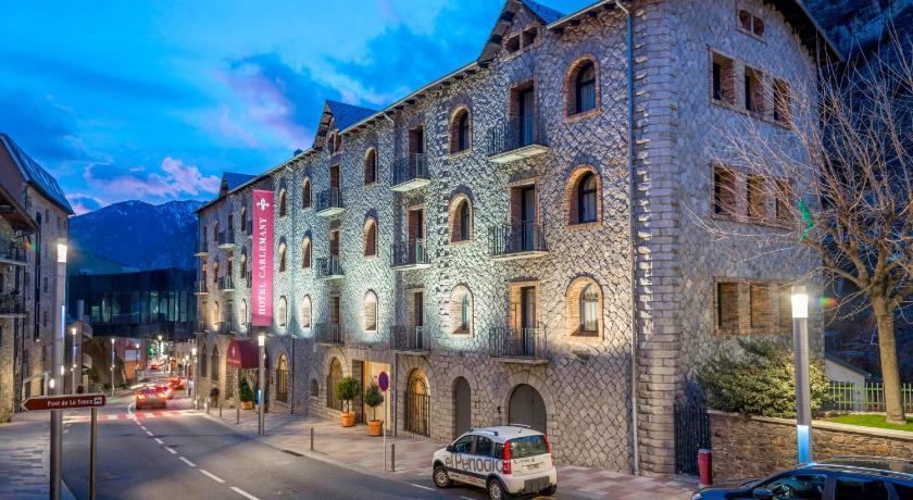 Hotel Spa Termes Serhs Carlemany In Escaldes Room Deals Photos