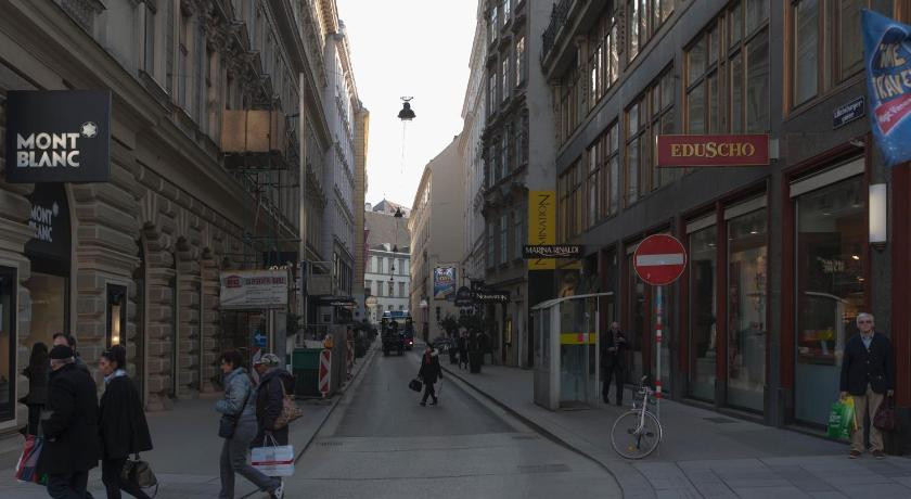 Heart of Vienna Apartments in Austria - Room Deals, Photos ...