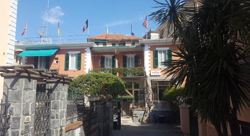 Best time to travel Italy Hotel Villa Marosa