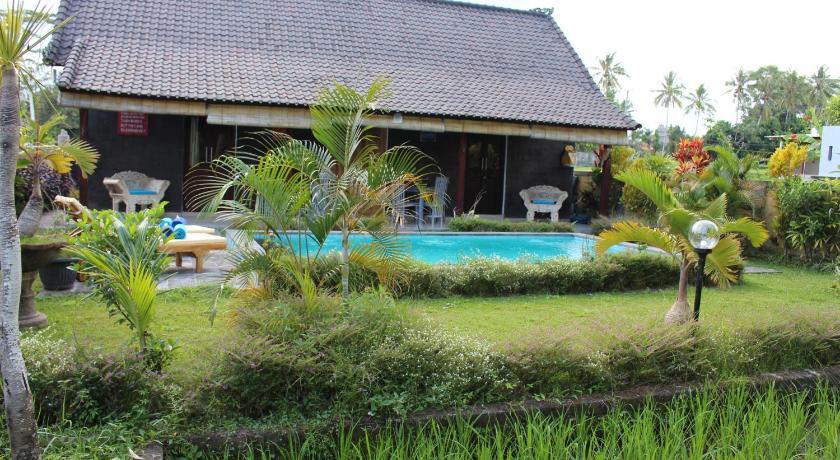Villa Murah di Ubud dengan Private Pool