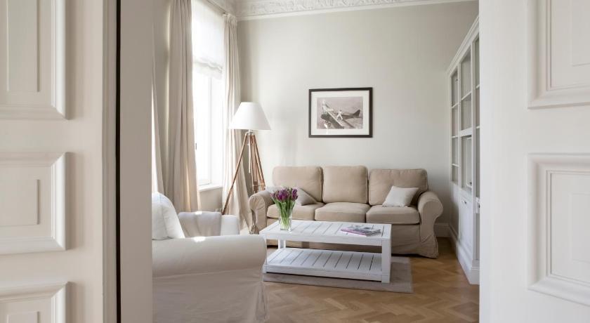 von Deska Townhouses - White House Hamburg