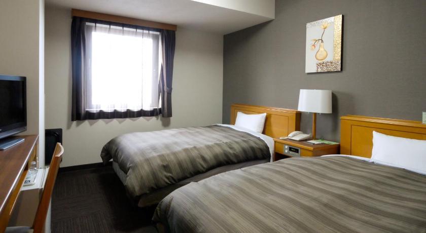 Best time to travel Japan Hotel Route-Inn Akita Tsuchizaki