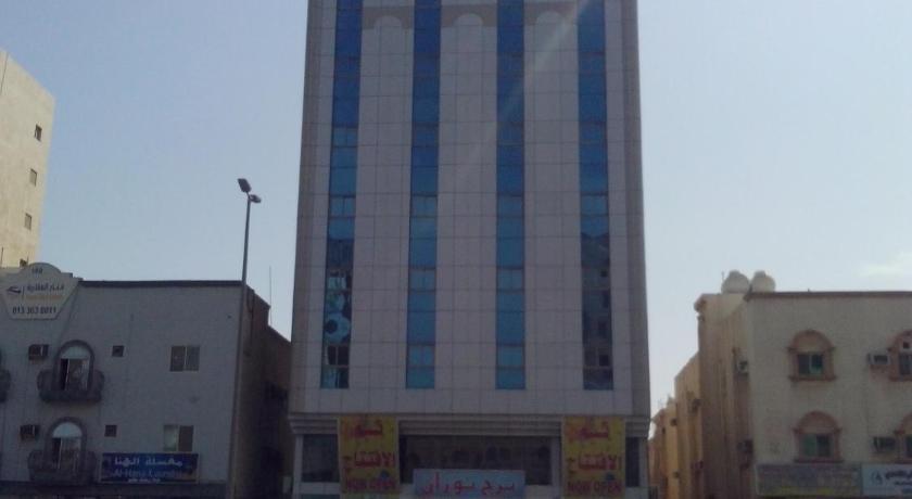 Nouran Hotel Apartments Abu Bakr Al Siddik Road Al Jubail