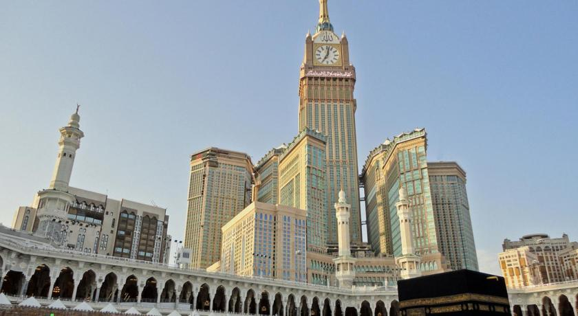 Best time to travel Mecca Pullman ZamZam Makkah