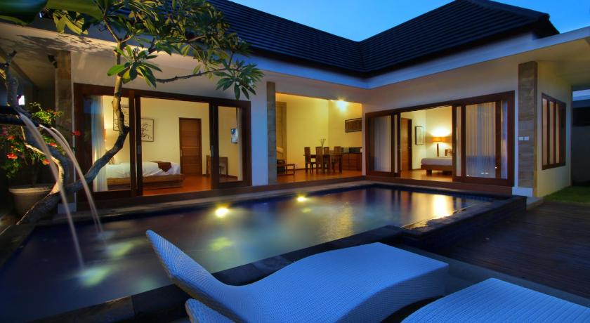 Best time to travel Indonesia Bali Nyuh Gading Villas