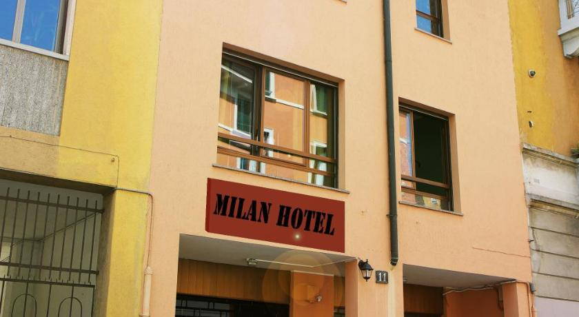 More about Milan Hotel