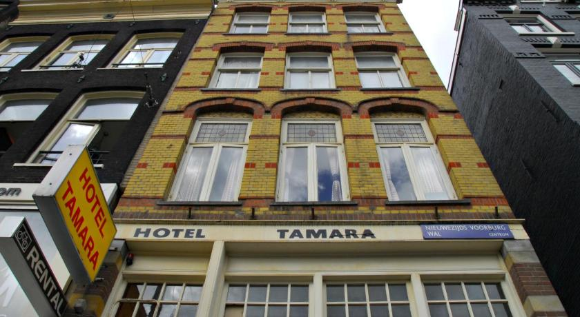 Best time to travel Amsterdam Hotel Tamara