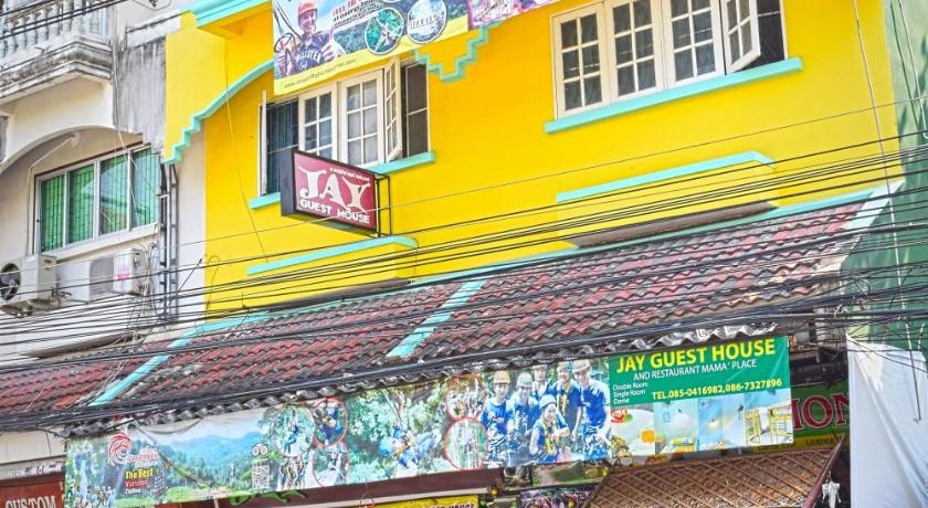 Jay Guesthouse and Restaurant (adult only)