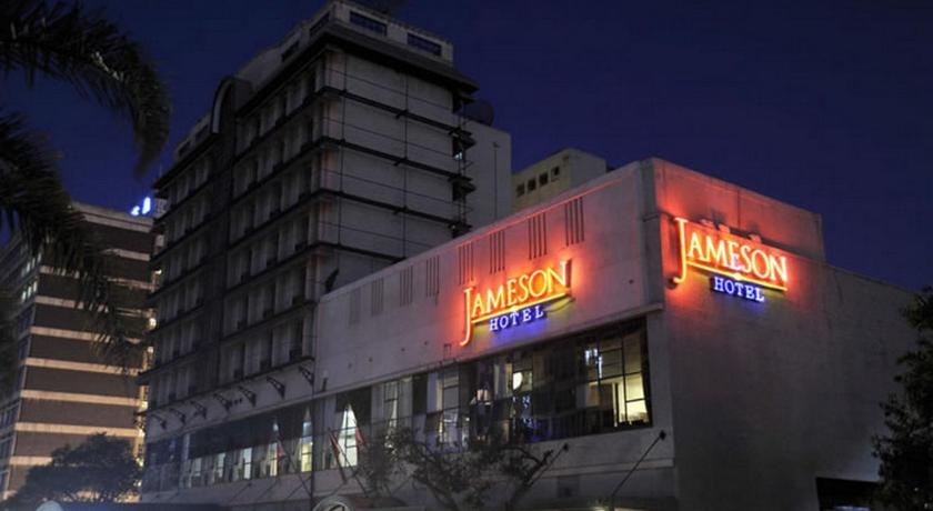 Best time to travel Harare Cresta Jameson Hotel