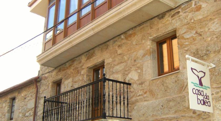 Best time to travel Santiago de Compostela Casa da Balea