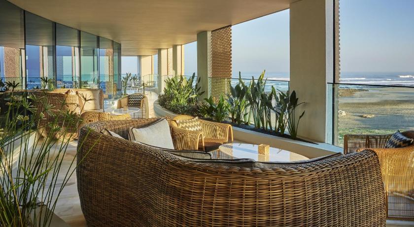 Four Seasons Hotel Casablanca Anfa Place Living Resort, Boulevard de ...
