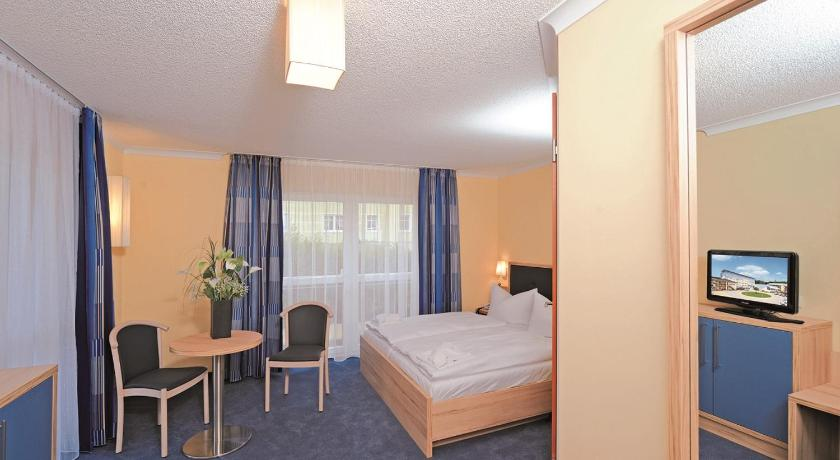 Double Room Hotel Wikinger